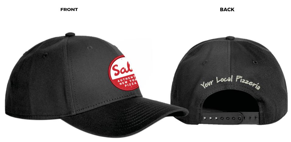 Sal's Cap (Dark Grey) $25